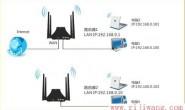 腾达(Tenda)T845路由器WDS无线桥接设置